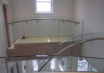 Bow Top Structural Glass