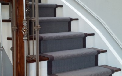 Carpet Runner Staircase