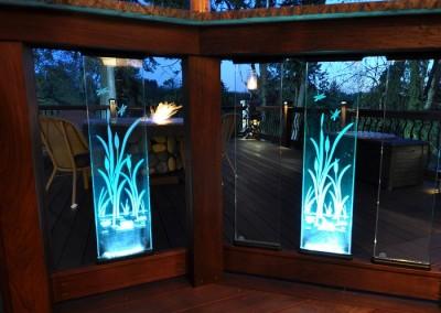Bespoke Glass Panels