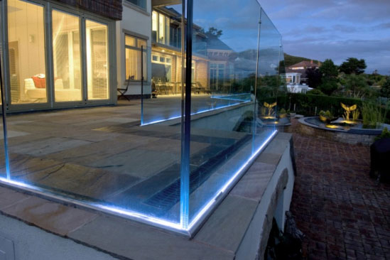 Glass balustrade systems glasgow