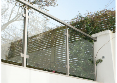 Square Tube Balustrade