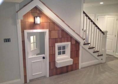 childrens storage play house