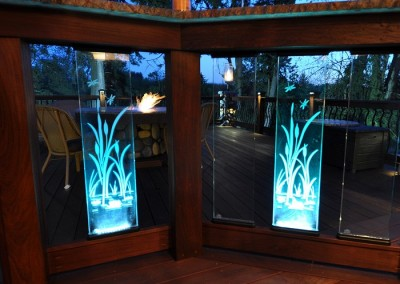 Bespoke Glass Panels