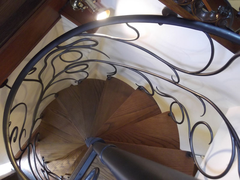 Twisted Balustrade 1